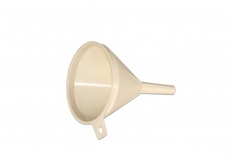 Plastic funnel 120 mm